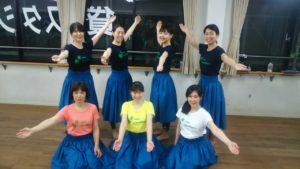 火曜夜クラスは武蔵境駅より徒歩1分!